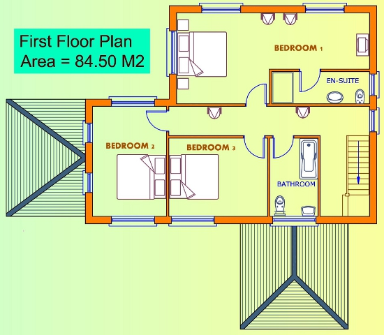 View The First Floor Plan Here